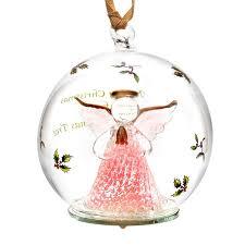 spode glass led ornament silversuperstore