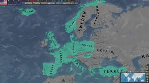 Modern Europe Map by New Map Image Hearts Of Iron Iii Modern Warfare For Hearts Of