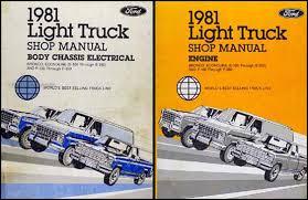 car engine manuals 1997 ford econoline e250 free book repair manuals 1981 ford truck repair shop manual f100 f150 f350 bronco econoline