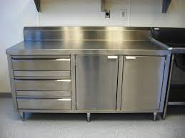 Modern And Stylish Stainless Steel Kitchen Cabinets  Optimizing - Amazing stainless steel kitchen cabinet doors home