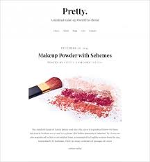 website for makeup artist 15 make up artists themes templates free premium