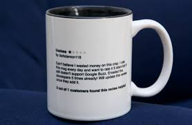Mug Vs Cup by Zazzle Blocks U00271 Star Review U0027 Mug Gets Even Worse Review From