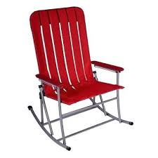 camping rocking chairs rocking lawn chairs folding metal folding