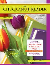 chuckanut reader spring 2017 by village books u0026 paper dreams issuu
