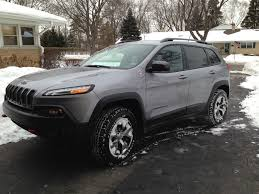 built jeep cherokee 2014 jeep cherokee trailhawk review chicago tribune