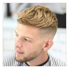 haircut for fat face men or dapper men high fade with textured