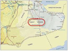 rub al khali map saudi aramco to speed up empty quarter gas field development