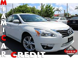nissan altima 2015 cargo net 2015 used nissan altima 2 5 sl at miami car credit llc serving