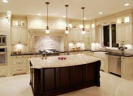 kitchen island lighting design