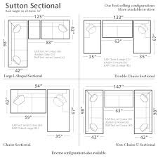 couch measurements sectional sofas dimensions lovely sectional sofa dimensions standard