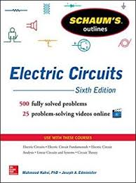schaum u0027s outline of basic electrical engineering j j cathey