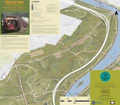 Chicago Trolley Tour Map by Fairmount Park Trolley U0027s Past Present And Future Curbed Philly