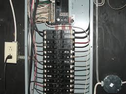 wiring a breaker box breaker boxes 101 bob vila 200 amp breaker