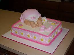 baby bottom cake baby shower sheet cakes for pink baby bottom baby shower