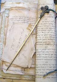 fleur de lis letter opener brocante fleur de lys sold antiques journal