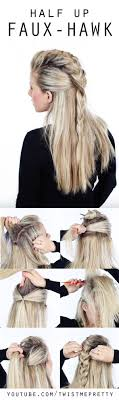 easy hair styles for long hair for 60 plus 60 simple five minute hairstyles for office women complete