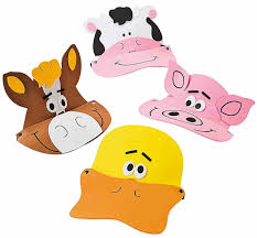 Halloween Crafts Printable by Symbol Varitions Pinterest Pix Farm Animal Mask Templates Company