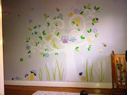Owl Wall Sticker Owl Wall Decals For Kids Bedroom Jen Joes Design