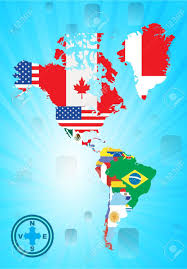 Blank North America Map by South America Maps Maps Of South America Ontheworldmapcom
