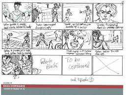 Z Light Dragon Ball Z Light Of Hope Episode 1 U2013 Rough Storyboards