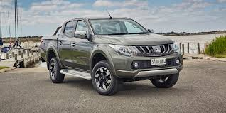 mitsubishi strada 2016 mitsubishi triton pricing and specs new models more standard