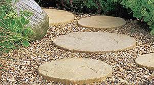 Shop Pavers U0026 Stepping Stones Decorative Garden Stepping Stones Heart Stepping Stone Garden