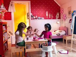 table chambre fille ikea une magnifique chambre d enfants à