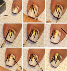 easy u0026 simple spring nail art tutorials 2014 for beginners
