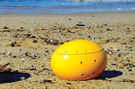 map with oceans swarms of pumpkin like robots could explore and map the oceans