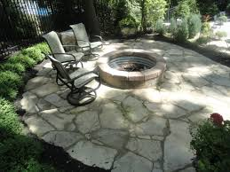 Simple Brick Patio With Circle Paver Kit Patio Designs And Ideas by Best 25 Patio Fire Pits Ideas On Pinterest Backyard Patio