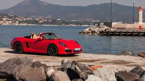 Porsche Boxster Red - 2013 porsche boxster s review notes autoweek