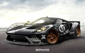 hoonigan rx7 ford gt concept ken block livery by monacoautodesign on deviantart