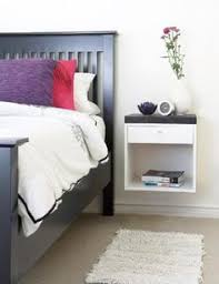 floating bedside table ikea 50 small space living ideas you can use now floor space reiss and
