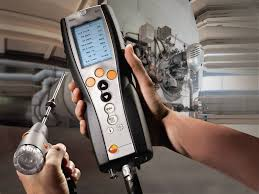 how save a testo flue gas analyzer for industry emission measurement testo 340