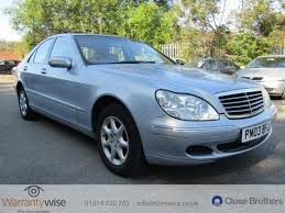 mercedes owners uk mercedes s class 2003 uk cheap used cars