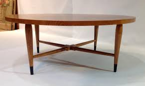 Vintage Coffee Tables by Vintage Coffee Table Vintage Mid Century Round Walnut Coffee