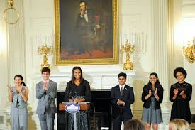 White House Dining Room White House Committee Names Five Student Poets For Prestigious