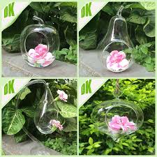 bubble hanging glass terrarium globe bubble candle holders wedding