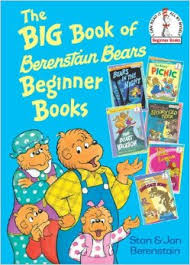 berenstain bears books the big book of berenstain bears beginner books