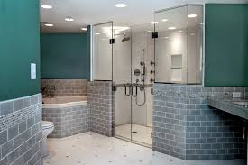 Universal Design - Universal design bathrooms