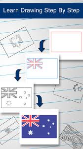 How To Draw Country Flags How To Draw Country Flags Amazon Co Uk Appstore For Android