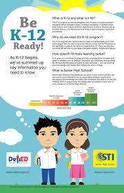 Resume Samples In The Philippines by Sti All Geared For K 12 Sti News Sti Colleges And Education
