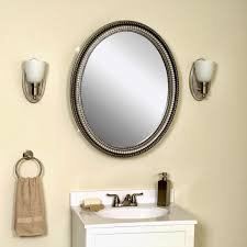 trend oval bathroom mirrors with medicine cabinet 27 for with oval