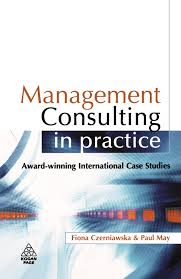management consulting in practice a casebook of international