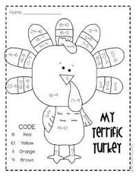 thanksgiving math worksheets grade free worksheets library