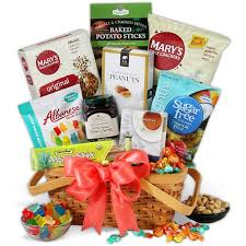 sugar free gift baskets gift baskets that make hostess gifts for women