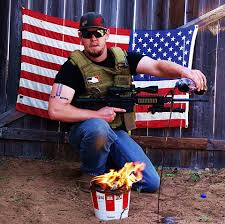 Backwards Us Flag Only In U0027merica Man Violates Flag Code To Protest Violations Of