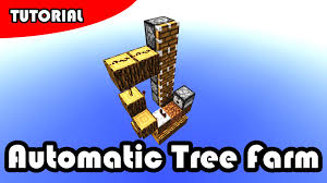 mini oak tree farm working pc console mobile automatic