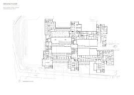 Brixton Academy Floor Plan by Nelson Mandela Children U0027s Hospital Sheppard Robson John Cooper