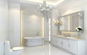 neoclassicical interiors images separation of toilets and